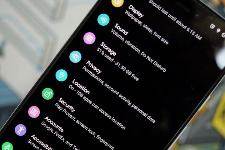 Android 10 disponibile