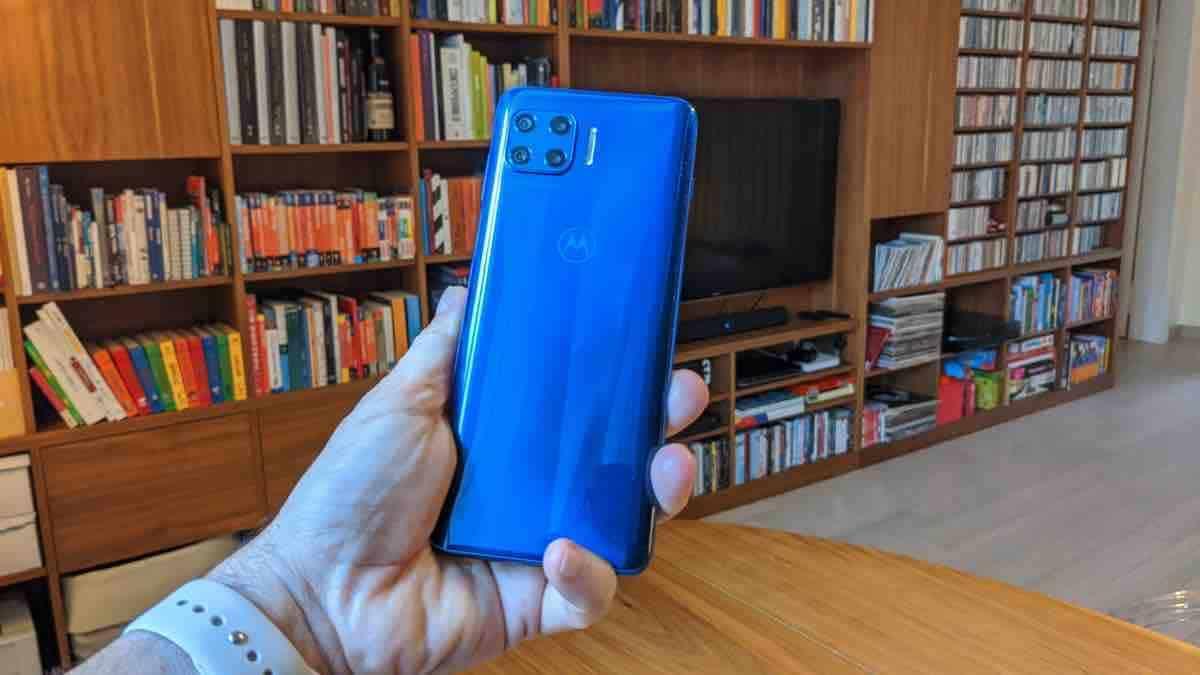 Recensione Moto G 5G Plus