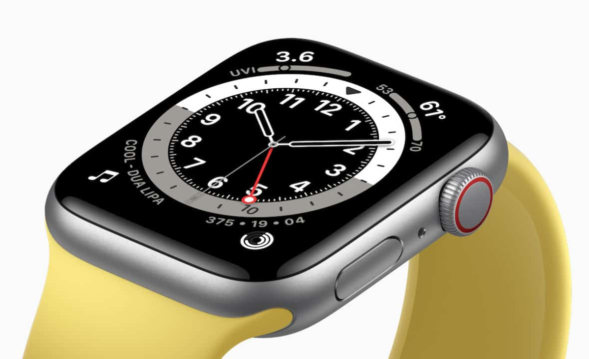 Come fa Apple Watch ad individuare il Coronavirus?