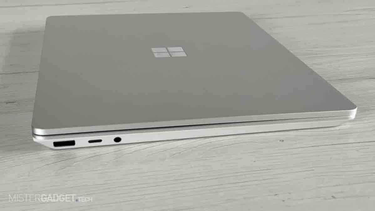 Recensione Microsoft Surface Laptop Go