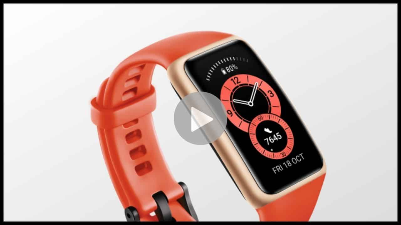Video Tech Review Huawei Band 6, tra le migliori