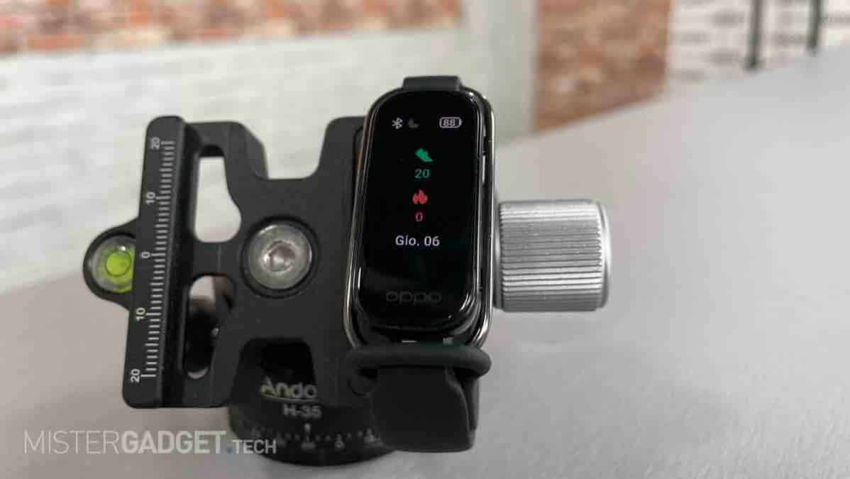 Recensione OPPO Band Style