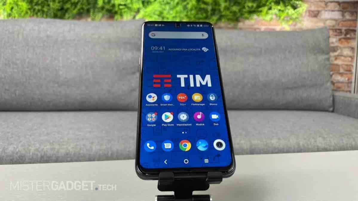 recensione TCL 20 5G