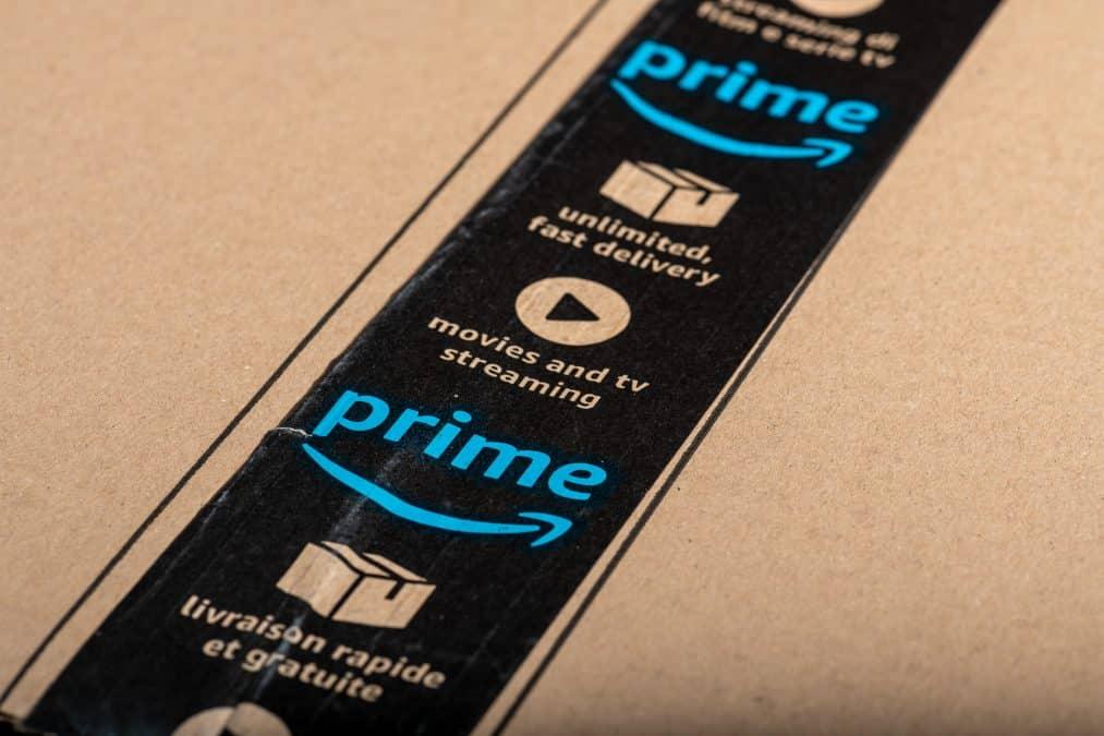 I pacchi di Amazon Prime Day