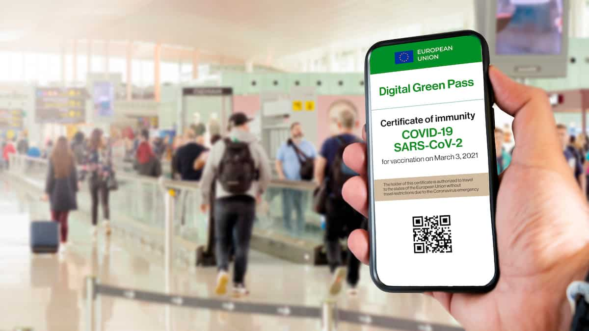 Green Pass Android