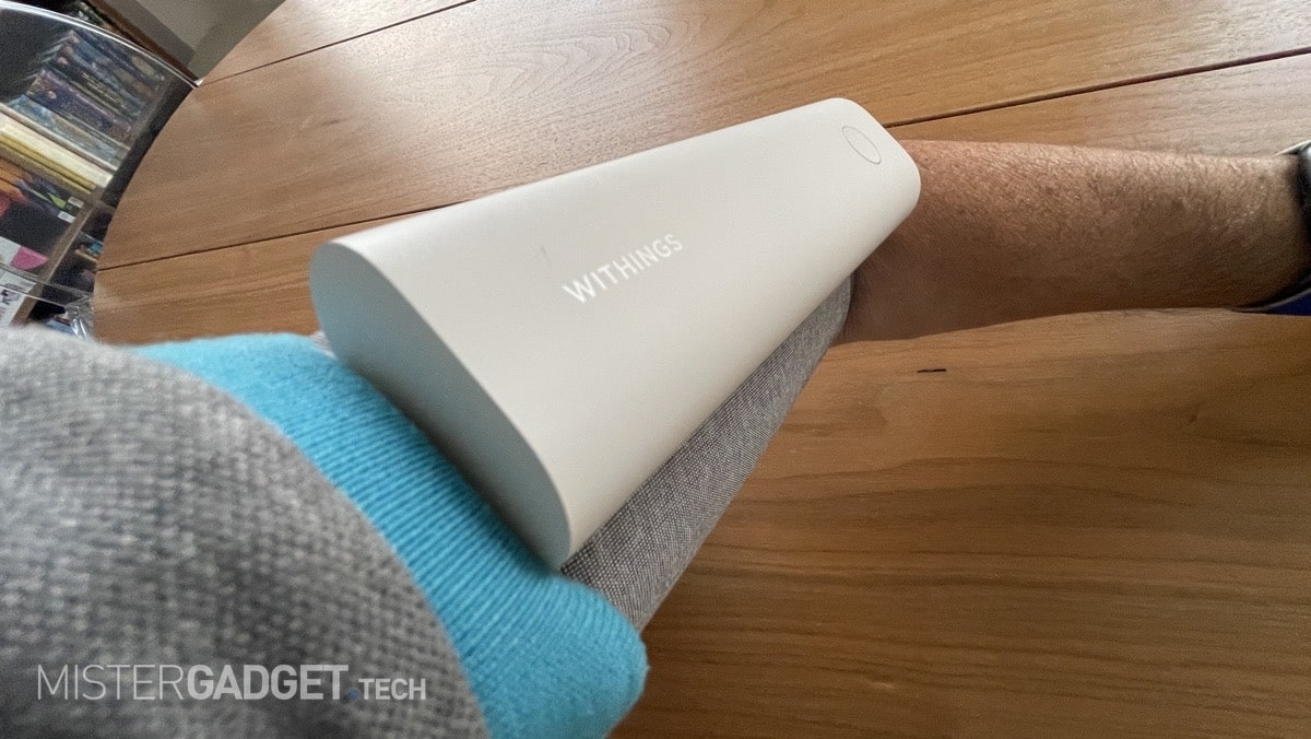 Misura Pressione Smart Withings BPM Connect-mistergadget-tech