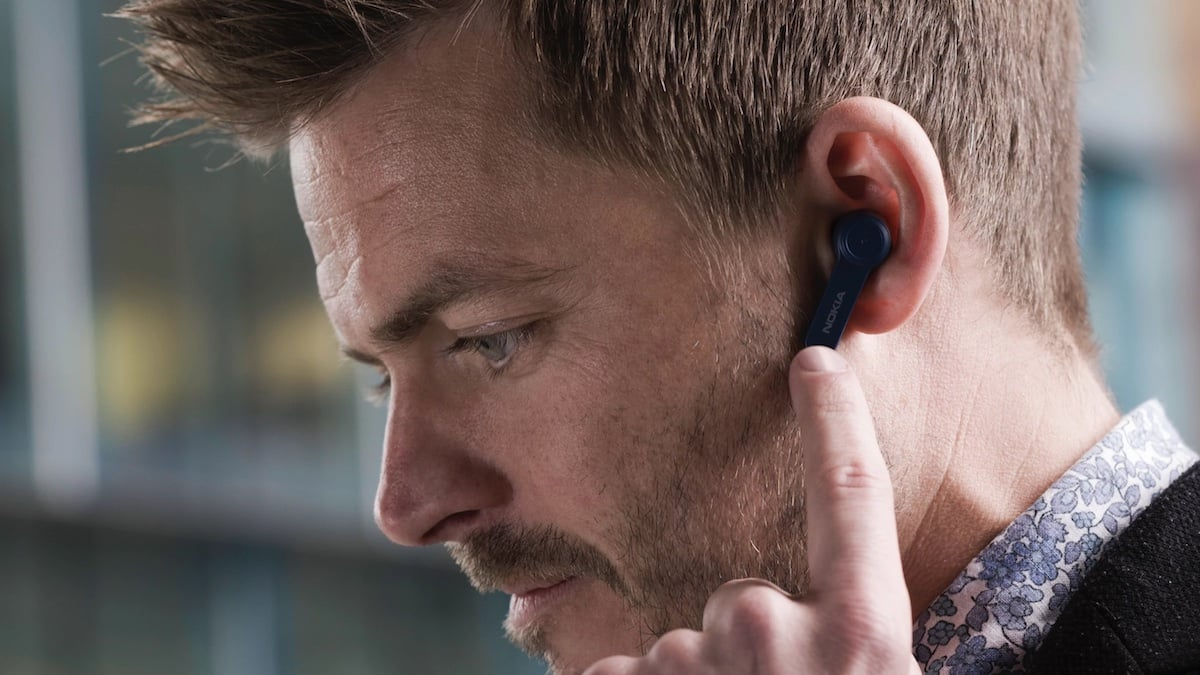 auricolari Nokia Noise Cancelling Earbuds touch