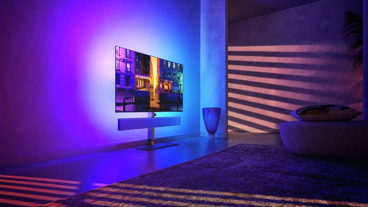 Nuovo Philips TV OLED+986 MisterGadget.Tech