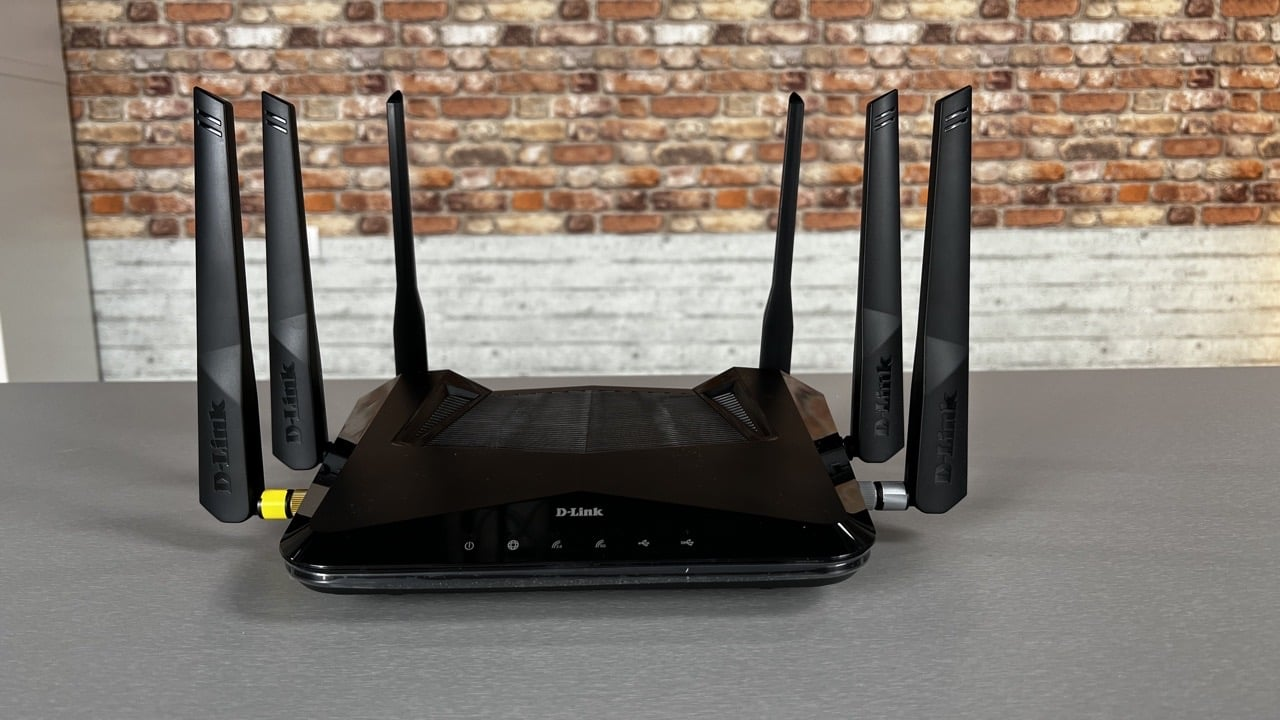 Recensione router Wifi 6 D-Link EXO AX5400