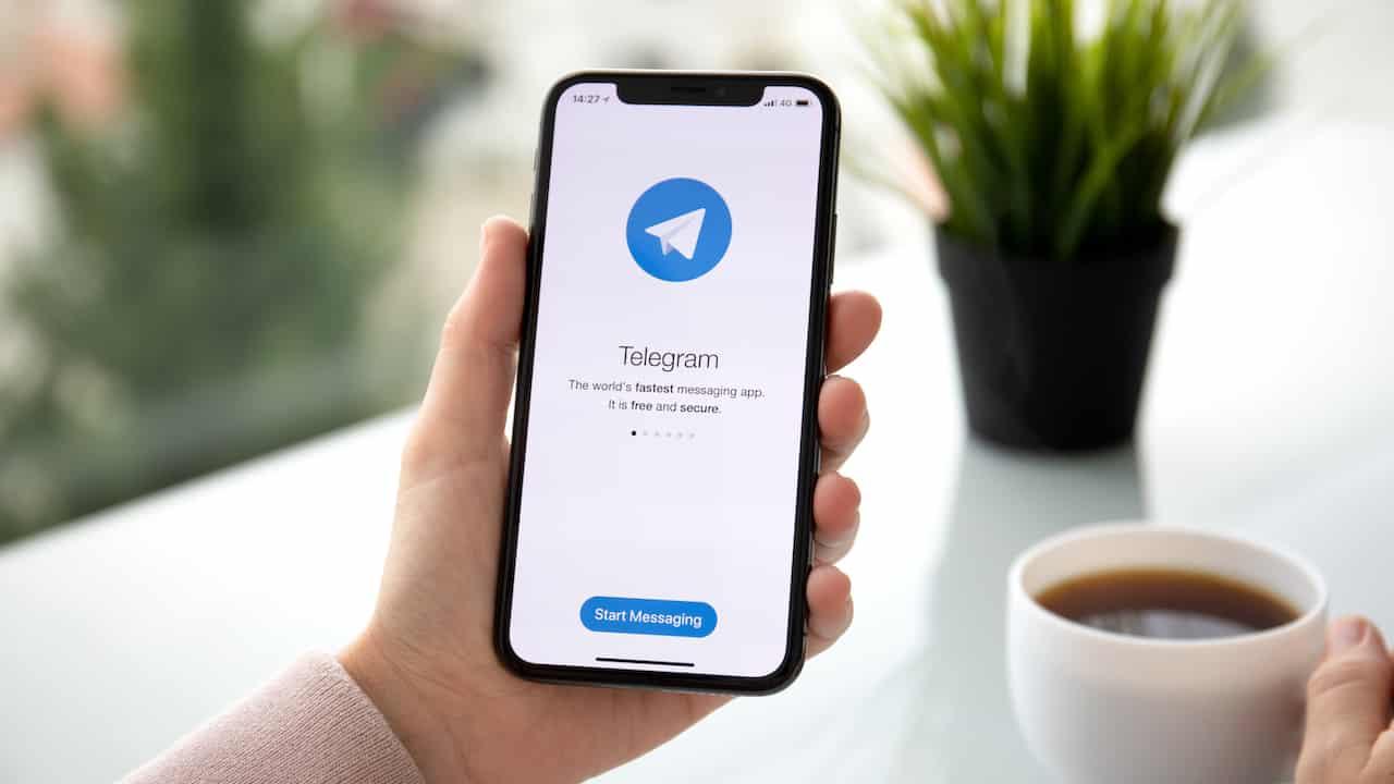 Telegram come scrivere in grassetto