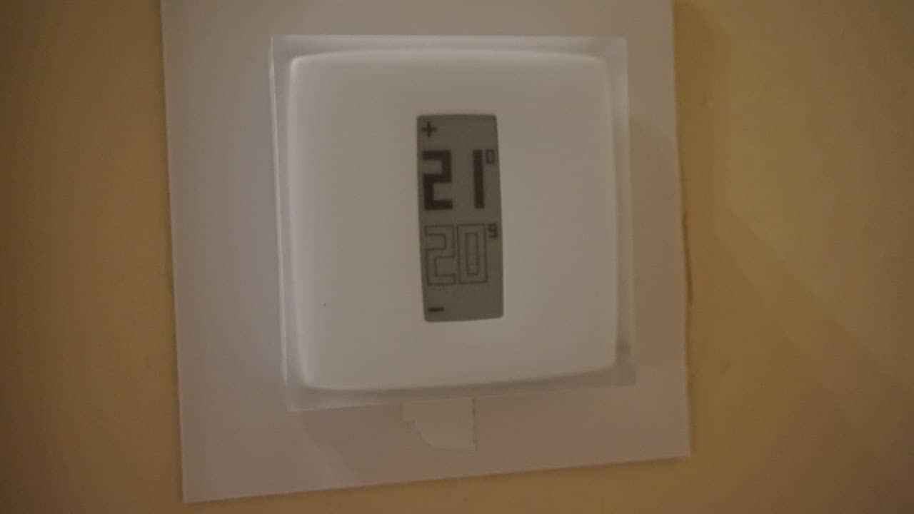 Schema Collegamento Termostato Nest : Termostato netatmo installazione completata mister gadget