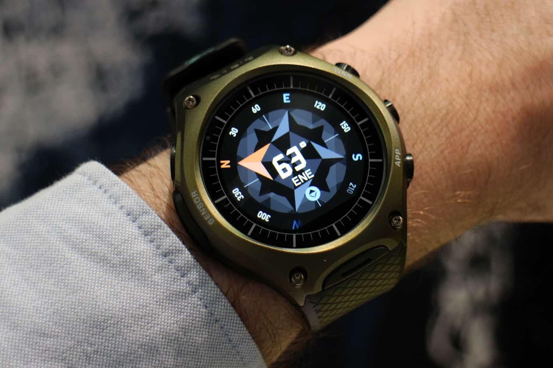 Casio Smart Outdoor Watch WSD-F10 in arrivo