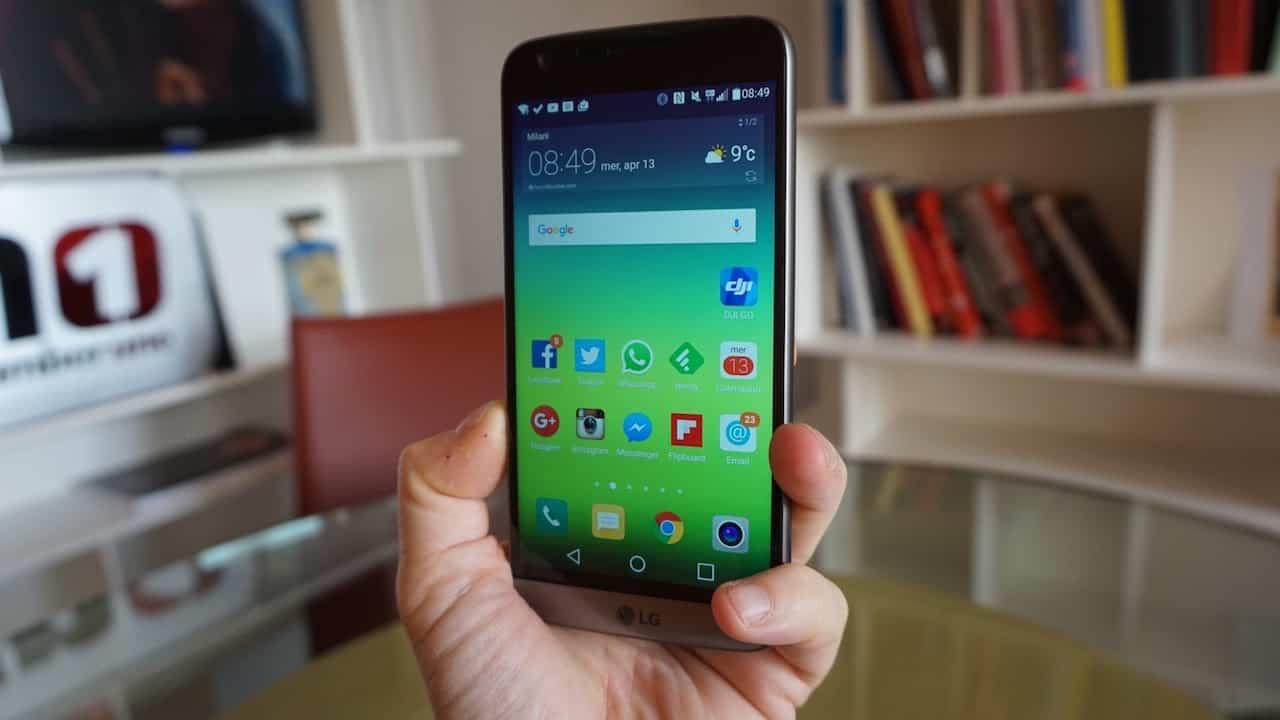 LG G5 non vende quanto dovrebbe