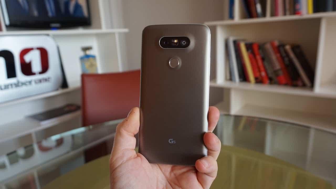 LG G6 arriverà sul mercato prima di Galaxy S8