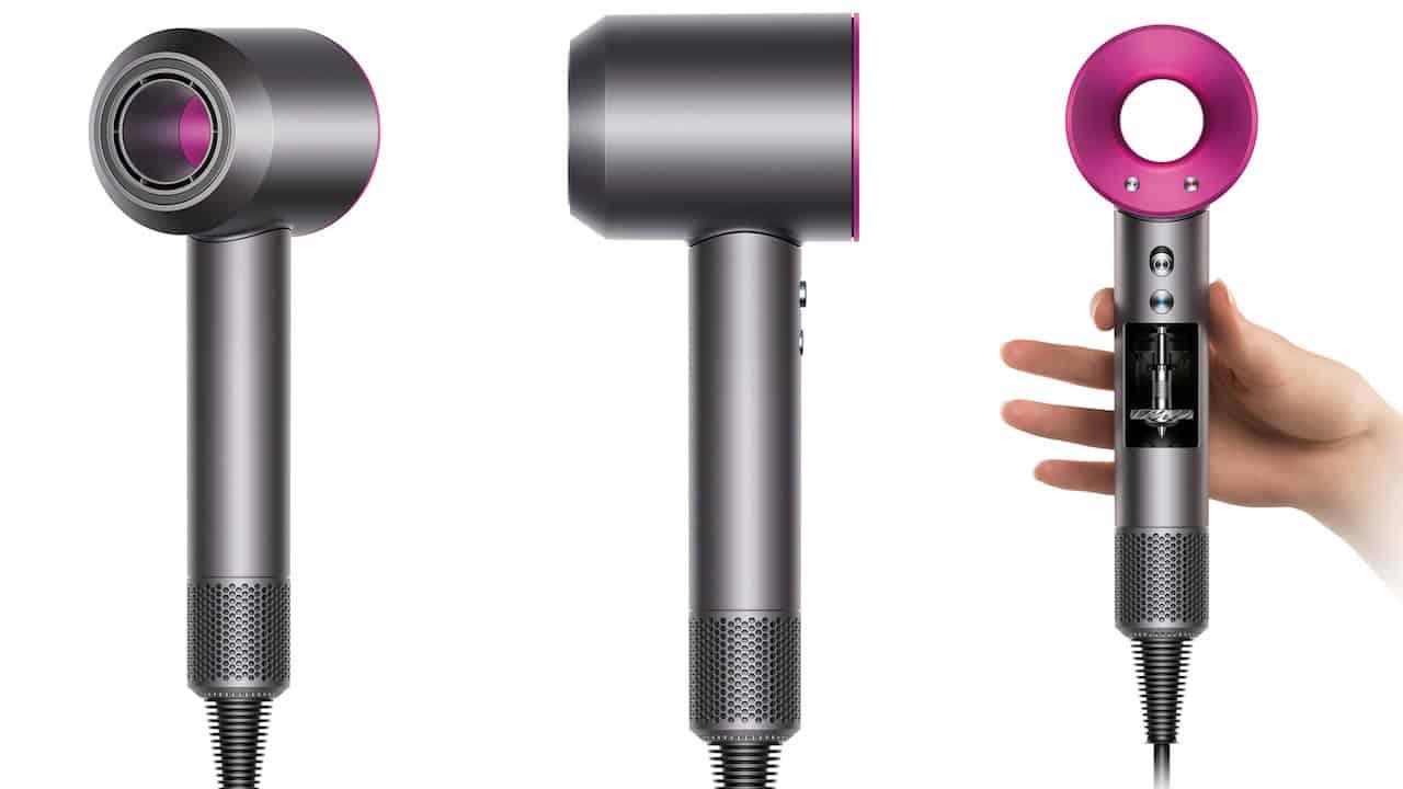 Asciugacapelli Dyson Supersonic: il gadget del secolo ...