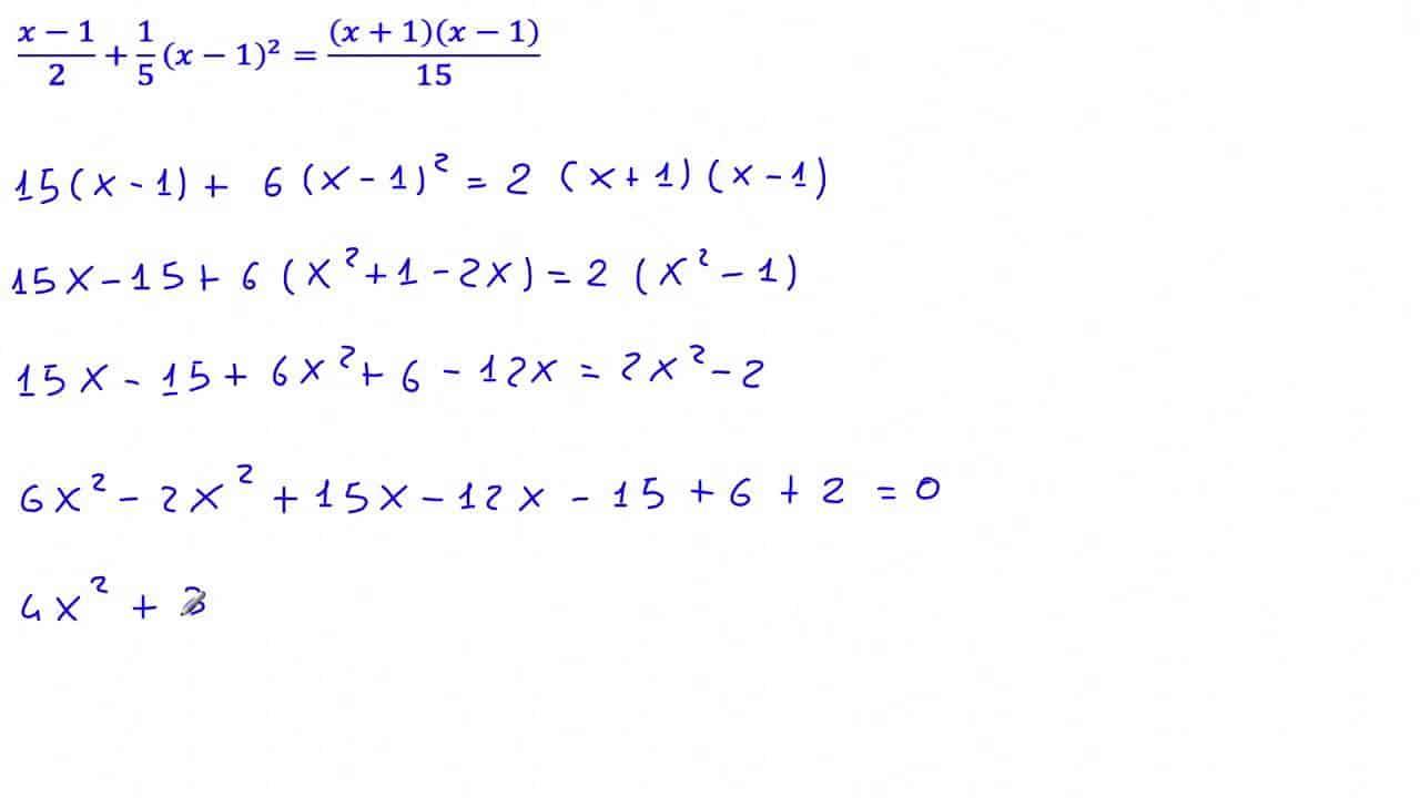 Mathpix risolve le equazioni con una foto mister gadget - Tavola di tracciamento secondo grado ...