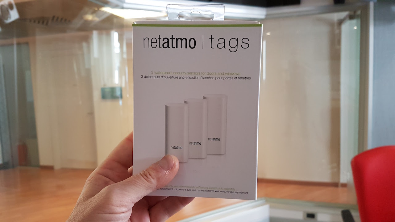 Netatmo tags come ti mando in pensione l 39 antifurto mister gadget - Antifurto finestre aperte ...
