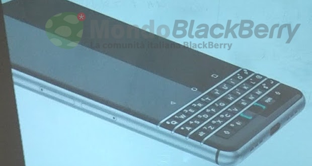 blacberry leaked