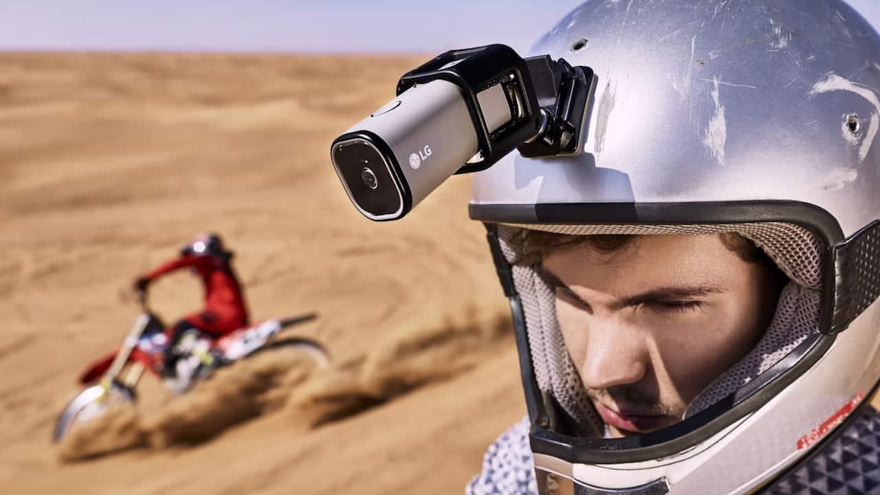 LG Action Cam disponibile da oggi in Italia