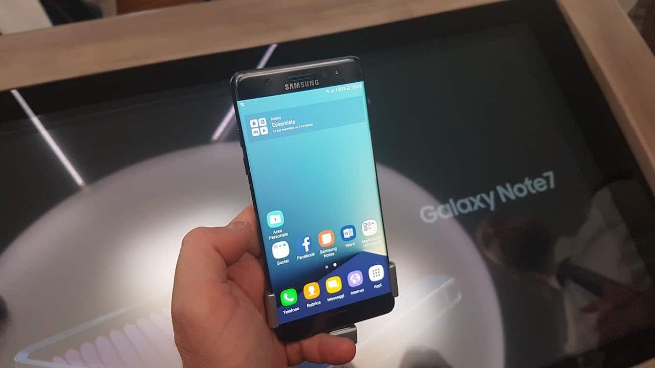 Pronti per Samsung Galaxy Note 7?