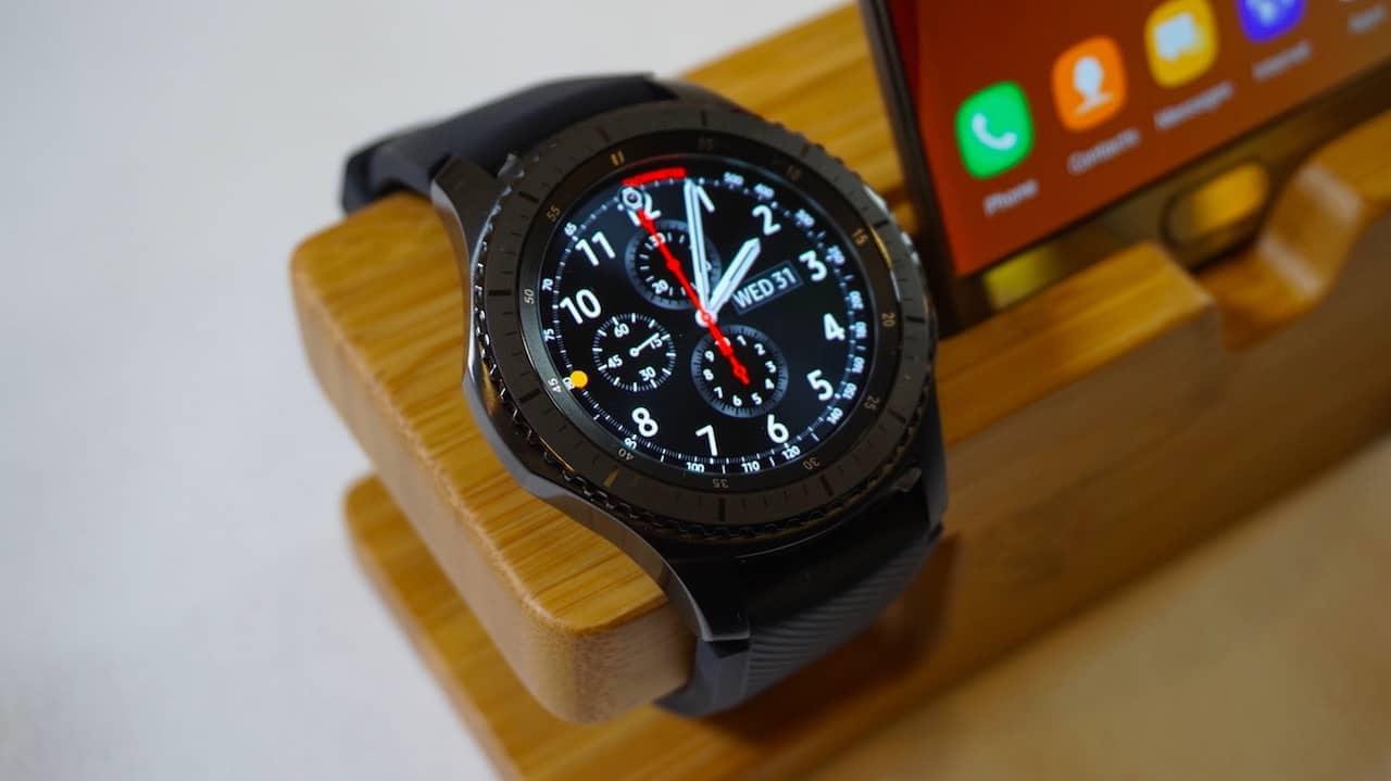 Samsung Gear S3 - 16