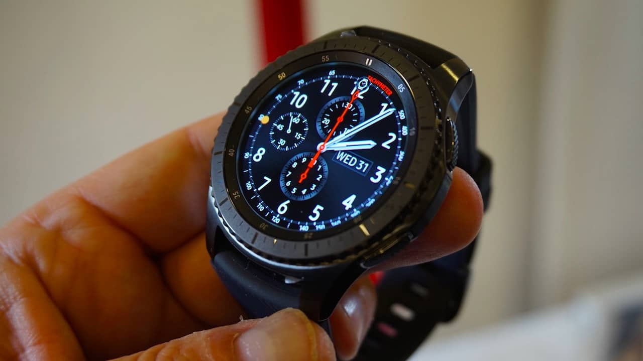 Gear S2 Iphone >> Recensione video Samsung Gear S3 Frontier | Mister Gadget®