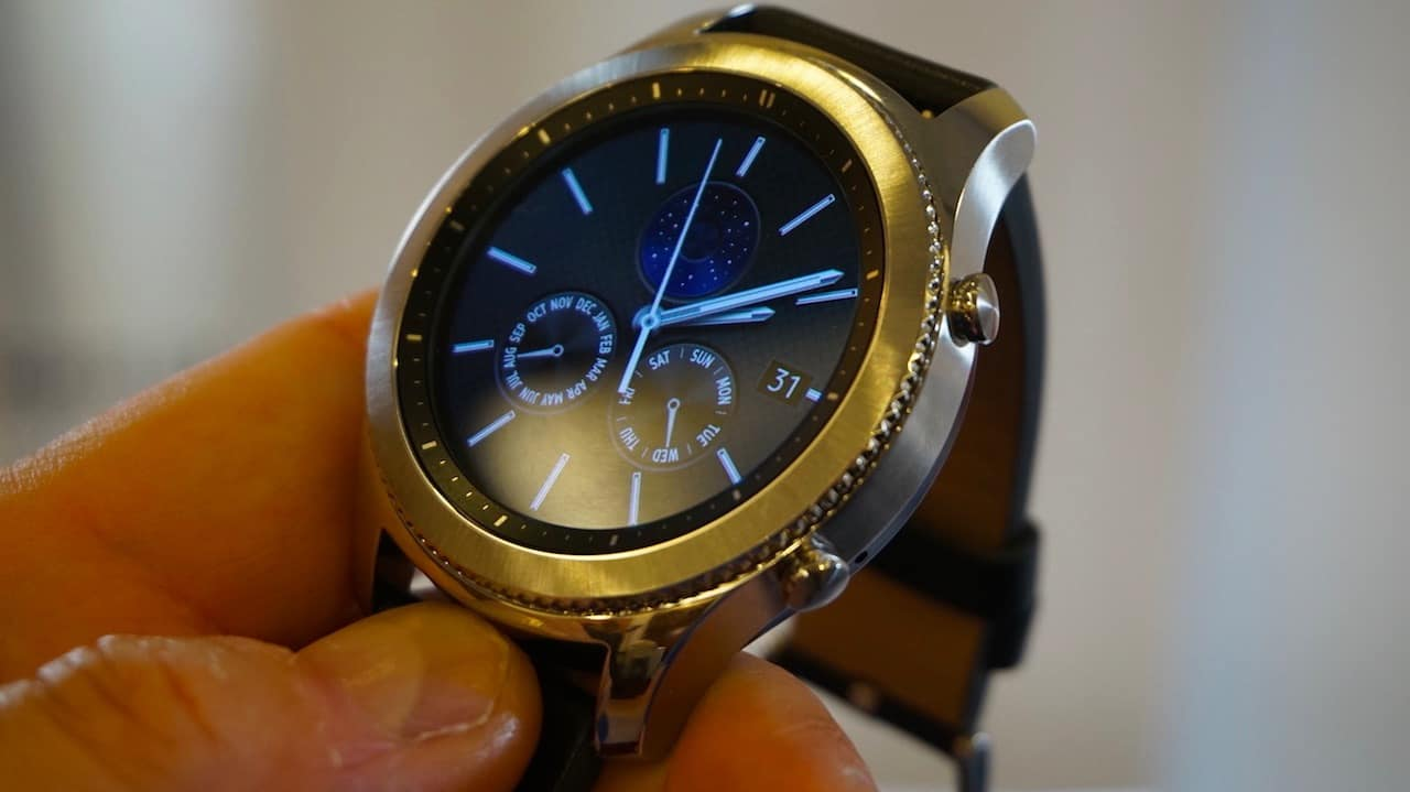 Samsung Gear S3 - 33