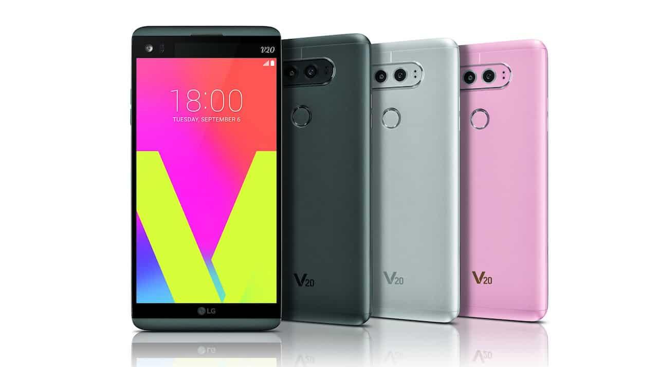 Arriverà LG V20 in Italia? Nell'attesa, ecco 2 video