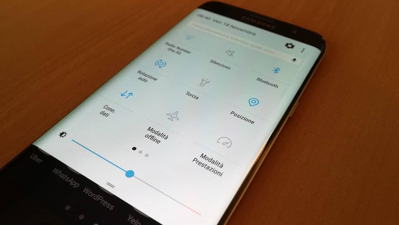 Il 17 gennaio Android 7 su Galaxy S7/S7 Edge