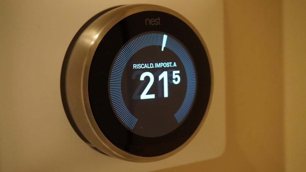 Come si fa a collegare il termostato Nest