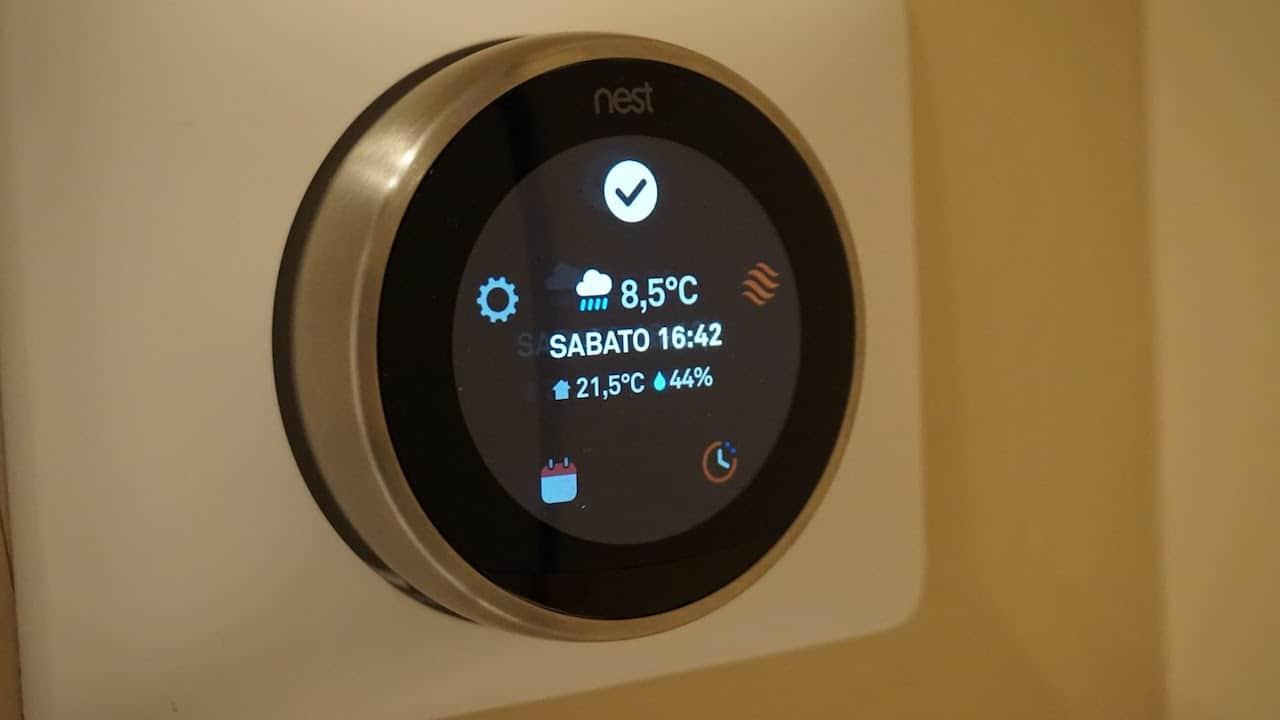 Schema Collegamento Termostato Nest : Google nest ecco cosa dovete fare per installarlo mister gadget