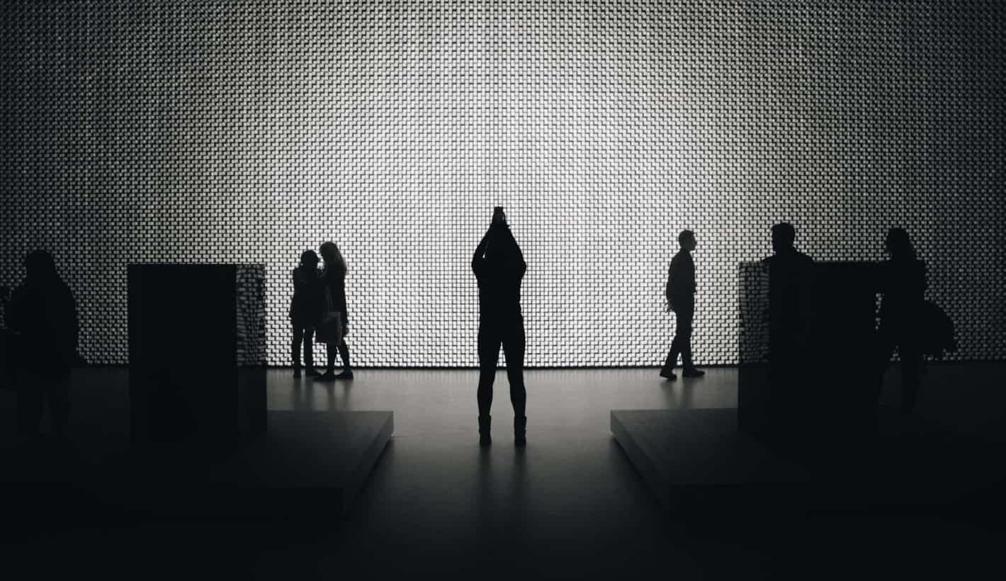 LG Senses the Future è la miglior installazione della Design Week