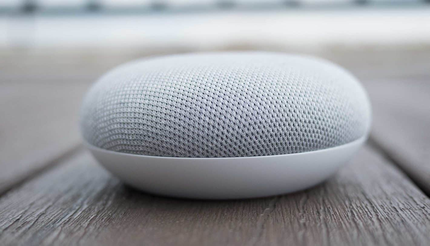 Recensione Google Home Mini