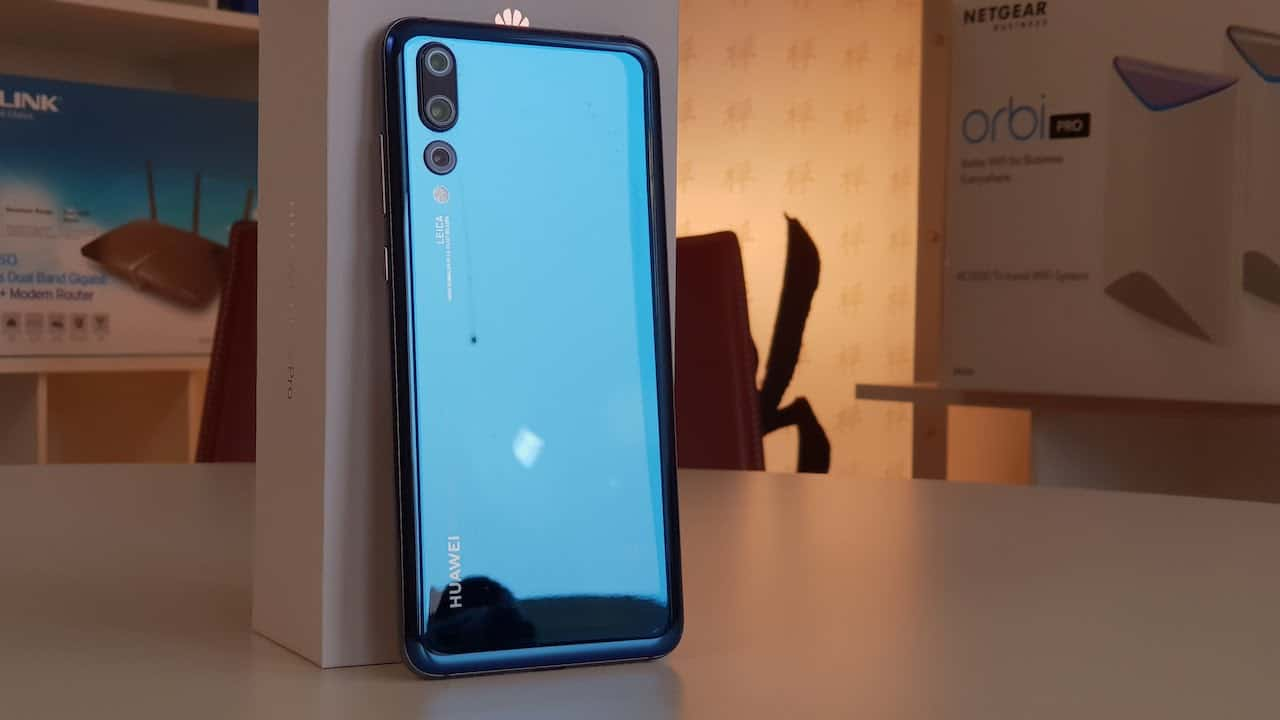 Recensione Video Huawei P20 Pro