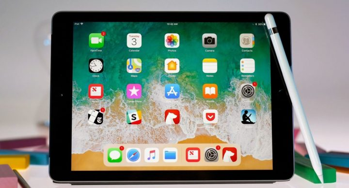 Recensione Apple iPad 2018