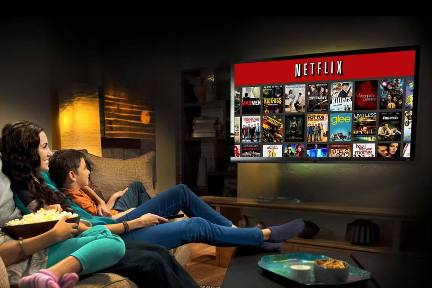 Netflix presenta smart downloads, ecco come funziona