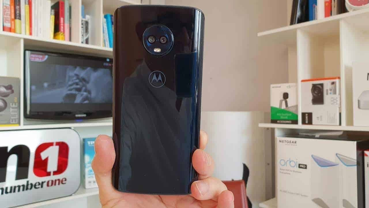 Recensione Video Moto G6 Plus