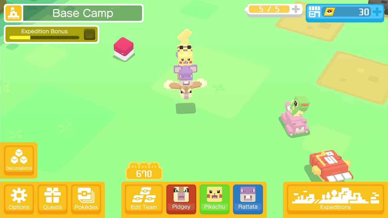 nuovi giochi Pokemon per Nintendo Switch