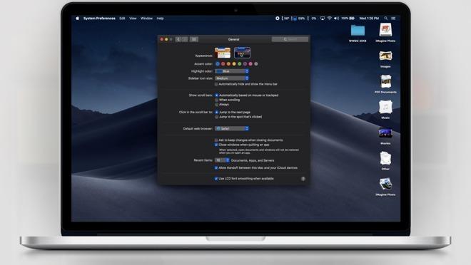 beta di macOS Mojave