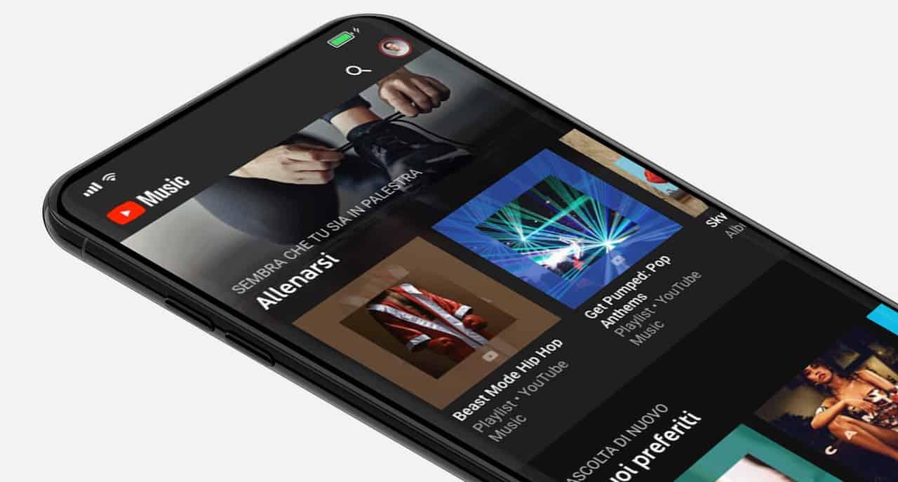YouTube Music e YouTube Premium arrivano in Italia