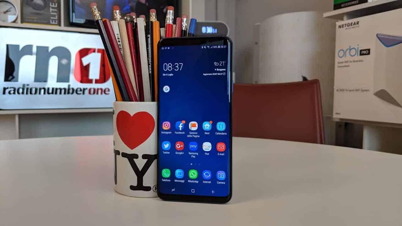 ac903076c8e7 Samsung Galaxy S9 vende meno del Galaxy S8, potrebbe costare il ...
