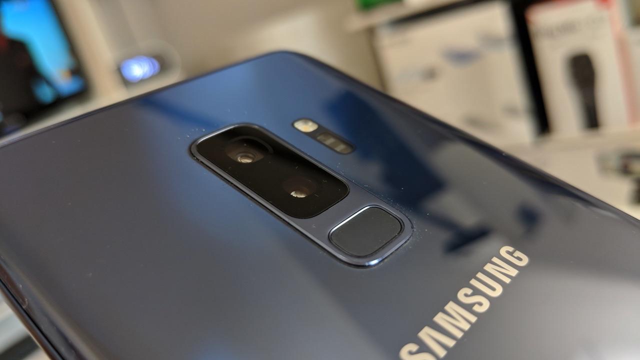Samsung Galaxy S9 vende meno