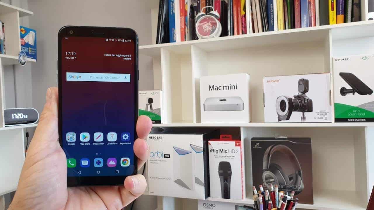 Recensione LG Q7: design discreto, ma basta?