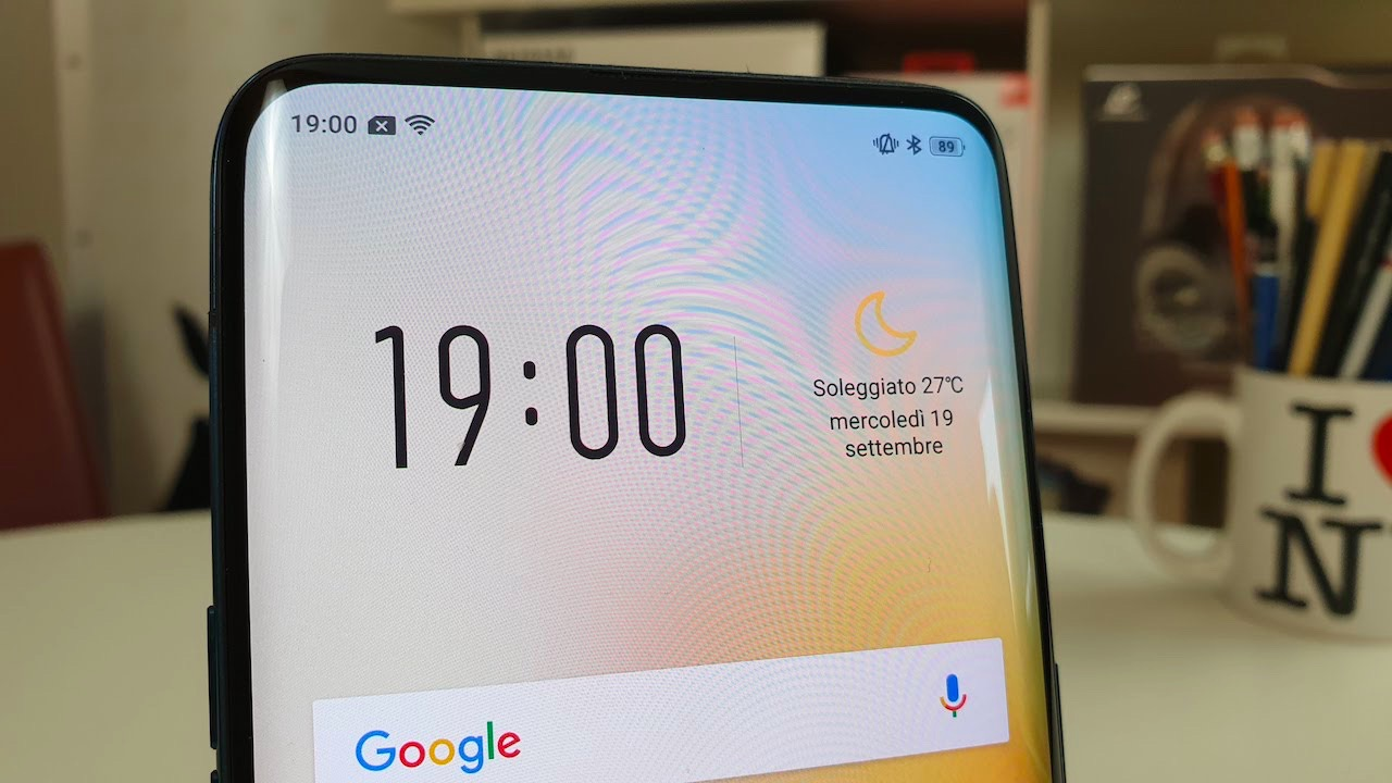Recensione Video Oppo Find X