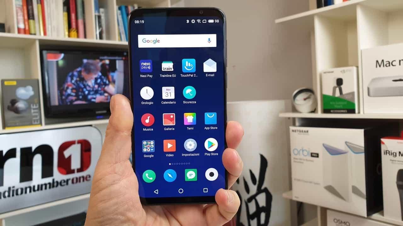 Recensione Meizu 16th: fino a 8 GB di Ram, 128 gb di memoria e molto di più