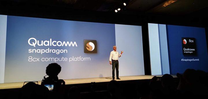 Snapdragon 8cx