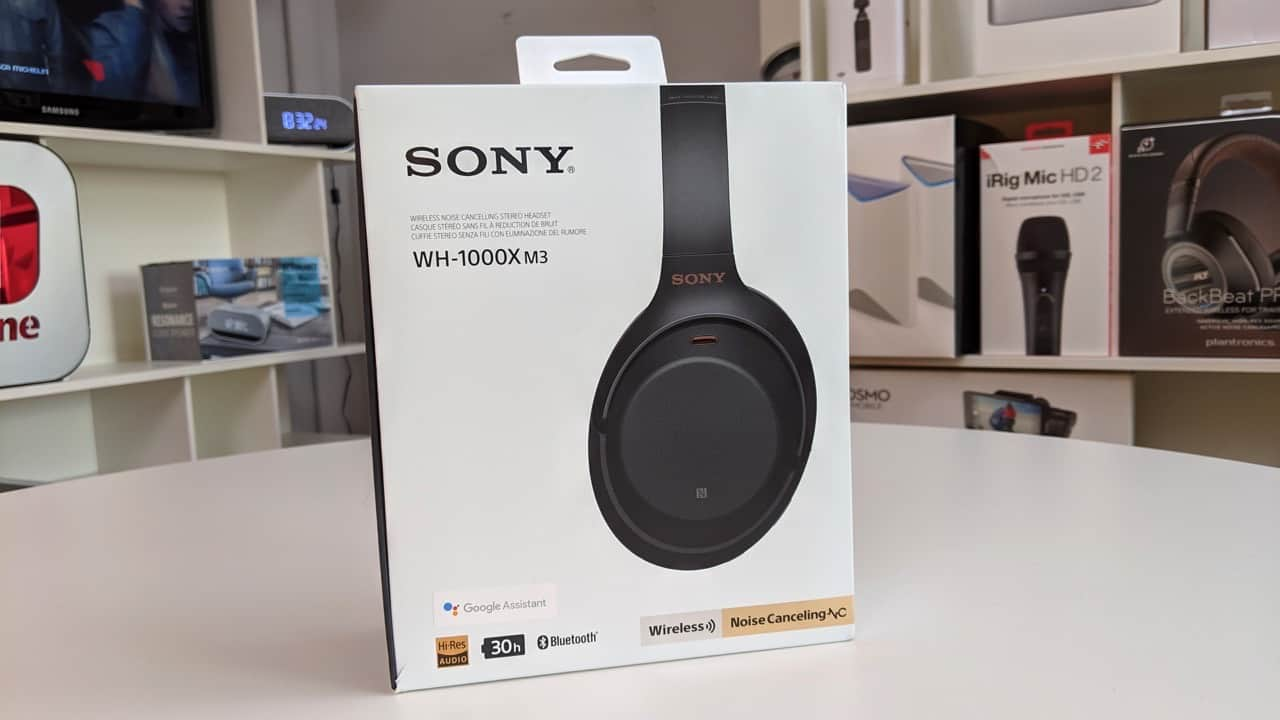 Recensione Sony WH1000Xm3, le migliori cuffie con cancellazione del rumore in circolazione