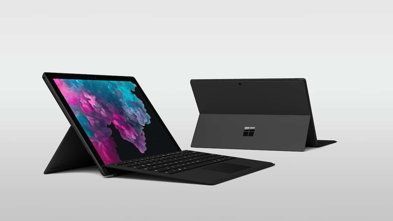Microsoft Surface Pro 6 disponibile in Italia, insieme a Surface Laptop 2