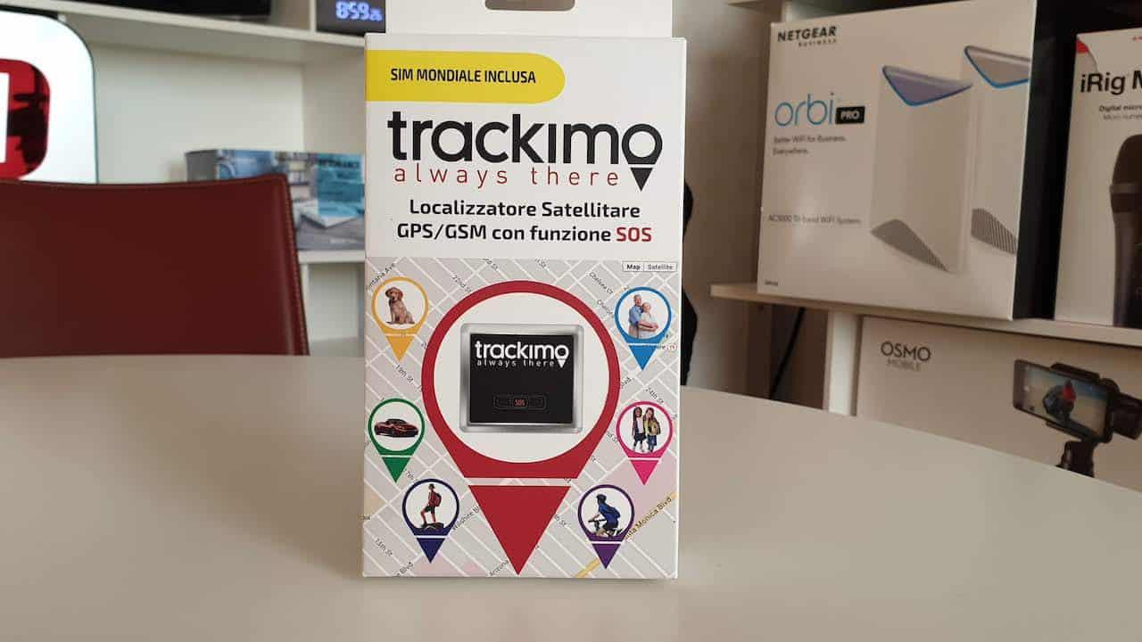 Recensione Trackimo, la soluzione universale per il tracking