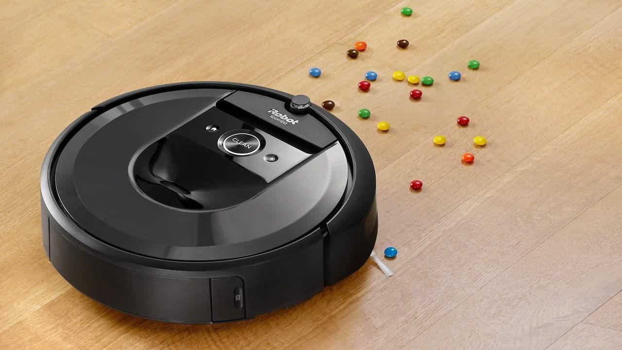 Arriva in Italia iRobot Roomba i7+, l'aspirapolvere che si svuota da solo